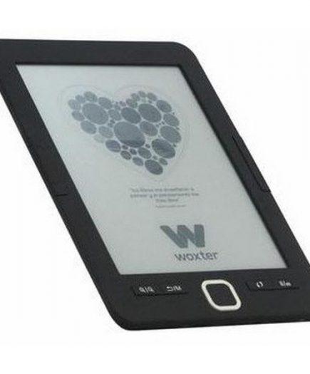 xekios eBook Woxter SCRIBA 195 6 4 GB Noir