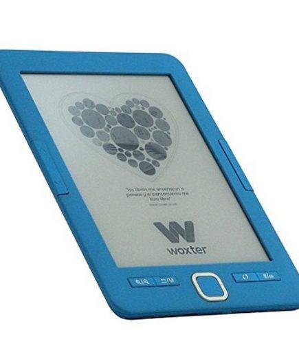 xekios eBook Woxter SCRIBA 195 6 4 GB Bleu