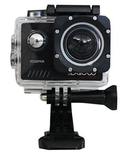 xekios Caméra de sport Billow MVICAV0093 XS550PROB 4K 16MPx Noire
