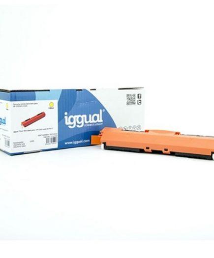 xekios Toner recyclé iggual IGG314203 HP 130X CF352X Jaune
