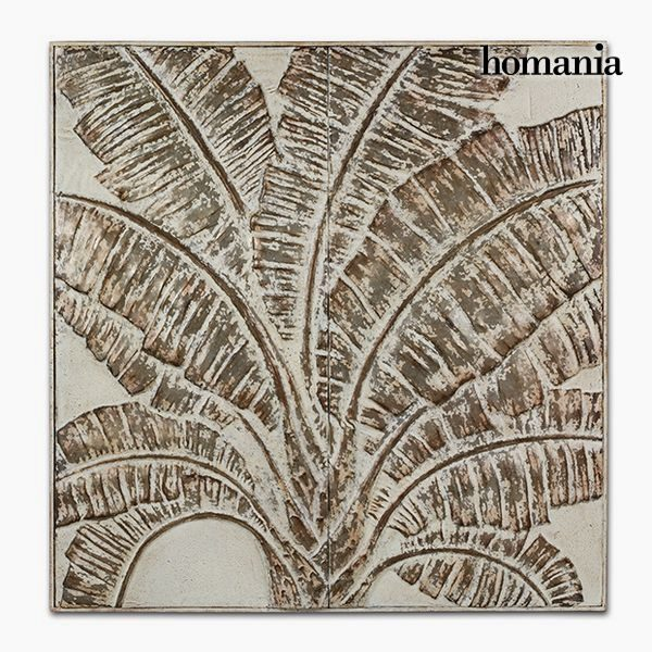 xekios Cadre Palmiers (91 x 5 x 92 cm) by Homania