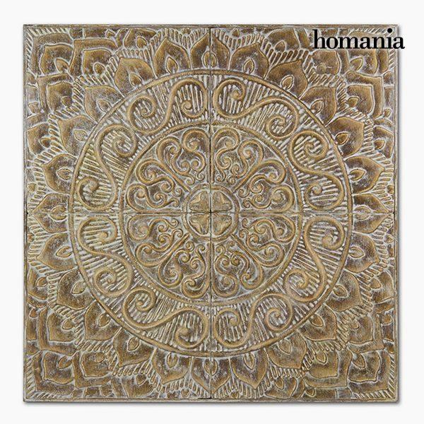 xekios Cadre Figure géométrique (93 x 5 x 93 cm) by Homania