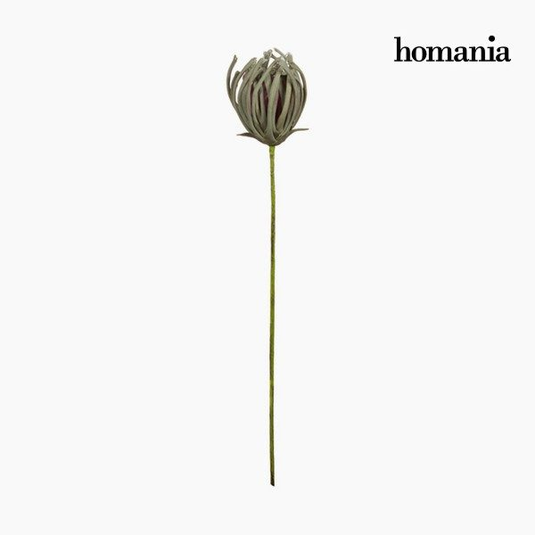 xekios Figurine Décorative Fleur Mousse Pourpre (85 cm) by Homania
