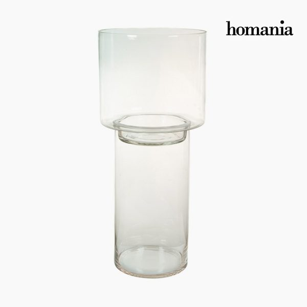 xekios Bougeoir Verre - Collection Pure Crystal Deco by Homania
