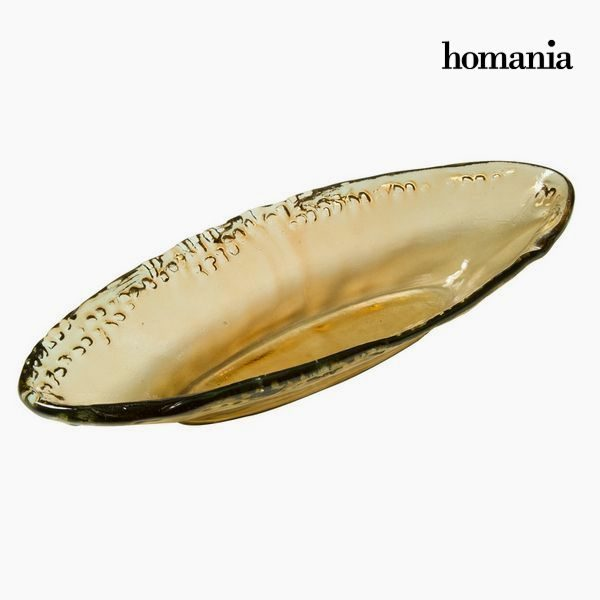 xekios Pièce centrale en verre recyclé - Collection Crystal Colours Deco by Homania