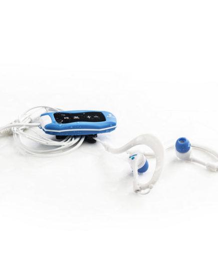 xekios Lecteur MP3 NGS Sea Weed Blue 4 GB FM Waterproof