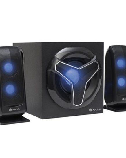 xekios Haut-parleurs pour jeu 2.1 NGS GSX-210 Bluetooth 80W Noir