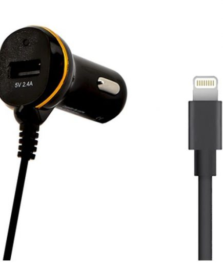 xekios Chargeur de voiture Ref. 138222 USB Cable Lightning