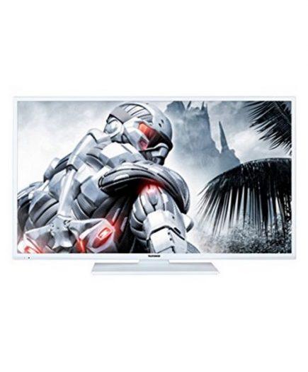 xekios Télévision TELEFUNKEN DOMUS32EVW 32 HD Ready LED Blanc