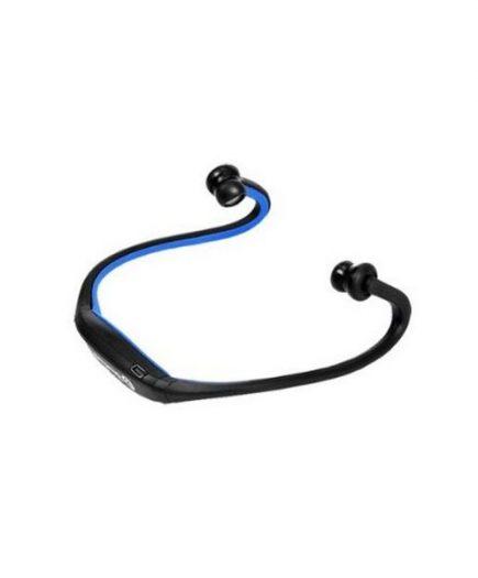 xekios Écouteurs de Sport Bluetooth avec Microphone Innova S9HD Noir Bleu