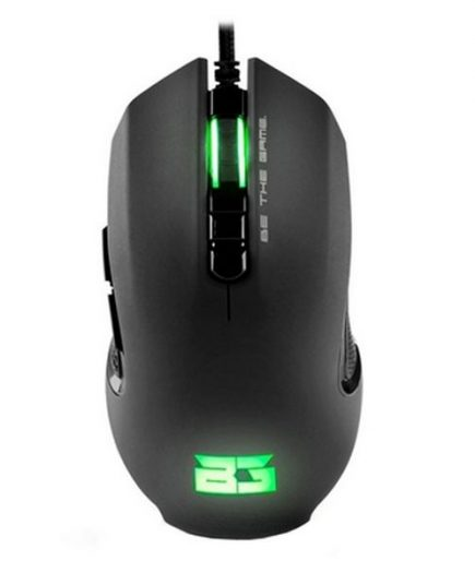xekios Souris Gaming avec LED BG BGHUNTER 3200 dpi Noir
