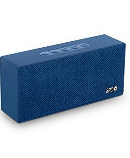 xekios Haut-parleurs bluetooth SPC 4411A BANG 2.1 + EDR 2x8W Bleu Mains- libres