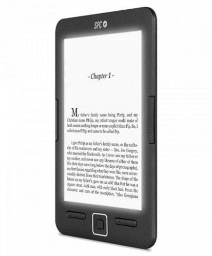 xekios eBook SPC 5609N 6 8 GB MICRO SD USB 2.0 PDF EPUB Noir