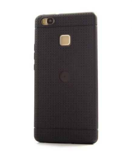 xekios Protection pour téléphone portable STIKGO STIK00072 Huawei P9 Lite CarClip TPU Noir