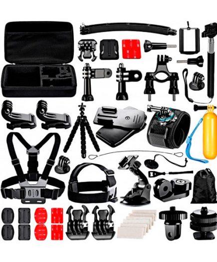 xekios Accessoires pour caméras sport Overnis 30526 (53 pcs)