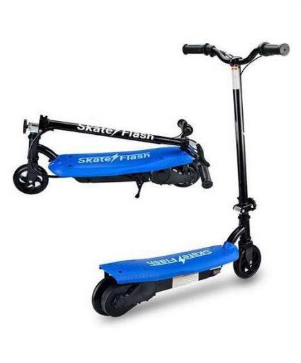 xekios Trottinette Électrique Skate Flash 12 km/h Bleu