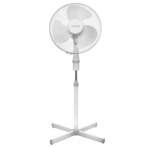 xekios Ventilateur sur Pied Sencor SFN4044WH 40 cm 90º 50 dB 50W Blanc