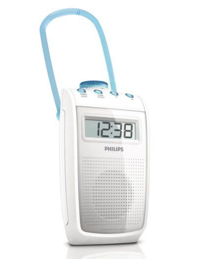 xekios Radio transistor Philips 223140 LCD FM 300 mW