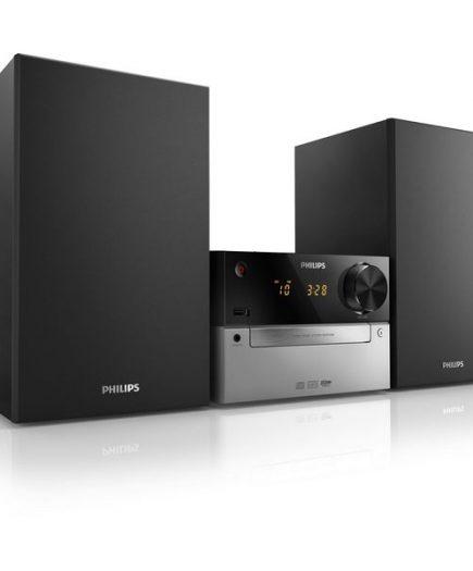 xekios Hi-fi Philips MCM2300/12 FM 15W Noir