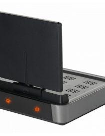 xekios Souris Optique Sans Fil iggual IGG315286 1600 dpi 2,4 GHz Noir