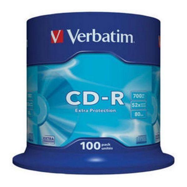 xekios CD-R Verbatim 43411 52x
