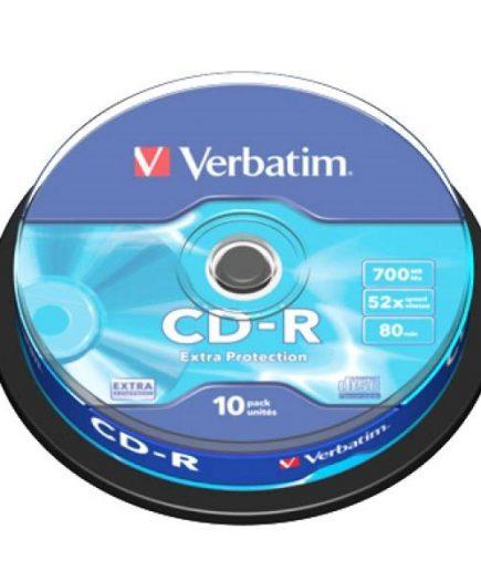 xekios CD-R Verbatim 43437 52x