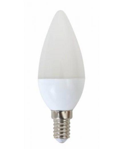 xekios Ampoule LED Bougie Omega E14 5W 400 lm 4200 K Lumière naturelle