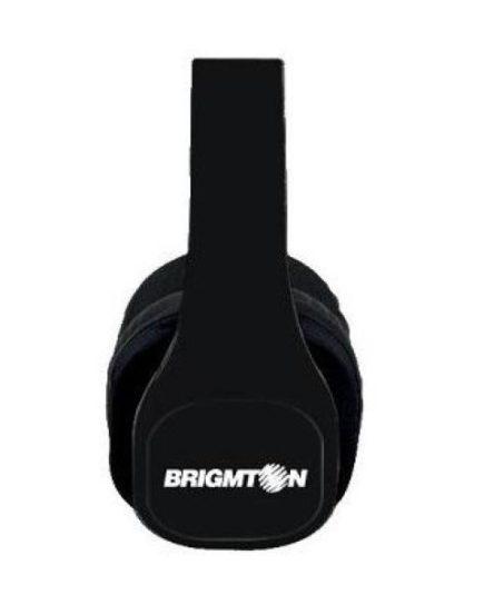 xekios Casques avec MP3 et Radio BRIGMTON BAU-M4-N Noir