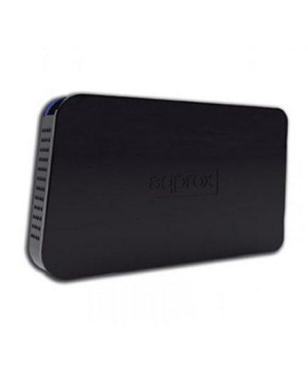 xekios Boîtier Externe approx! appHDD06BK 2.5 USB 3.0 Noir