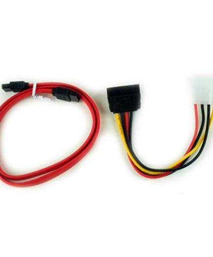 xekios Câble Alimentation SATA iggual PSICC-SATA 48 cm