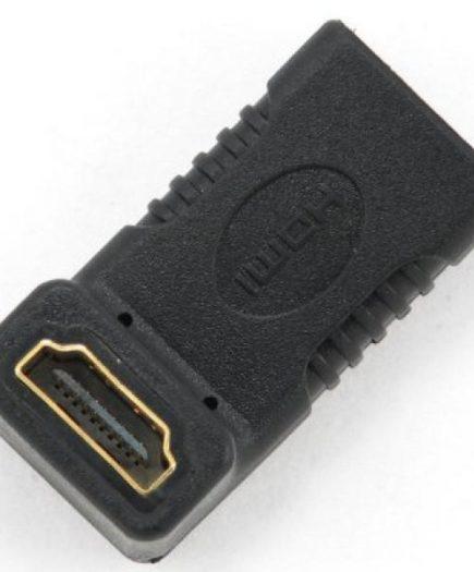 xekios Adaptateur HDMI 90º iggual PSIA-HDMI-FFL Noir
