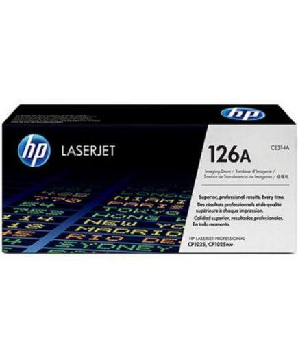 xekios Tambour Hewlett Packard LaserJet CE314A 126A