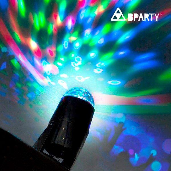 xekios Projecteur LED Multicouleur B Party