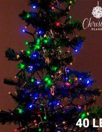 xekios Lumières Blanches de Noël (240 LED)