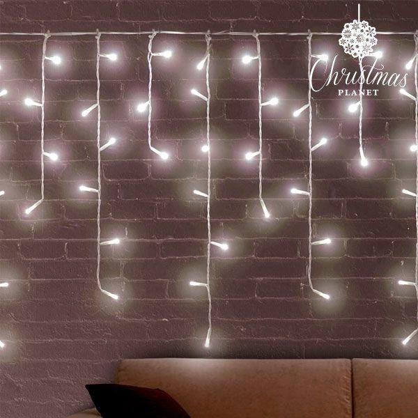 xekios Lumières Blanches de Noël Stalactite (200 LED)