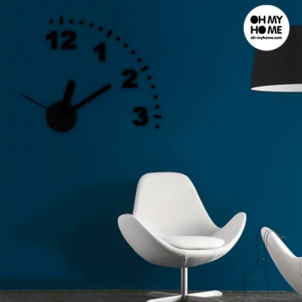 xekios Horloge Murale DIY Do it yourself