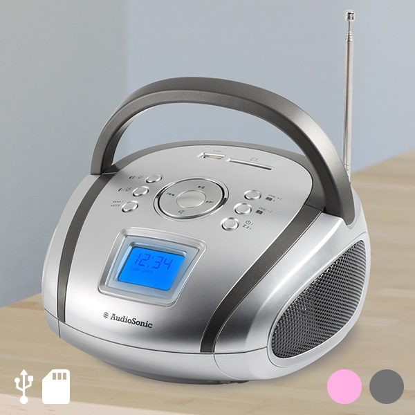 xekios Radio MP3 USB SD AudioSonic