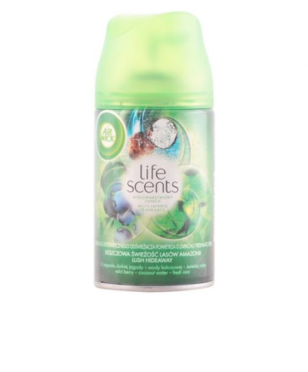 xekios Air-wick - AIR-WICK FRESHMATIC ambientador rec coconut water&freshmint