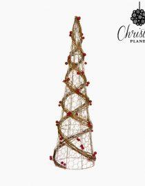 xekios Boules de Noël Blanc Or (6 pcs) by Christmas Planet