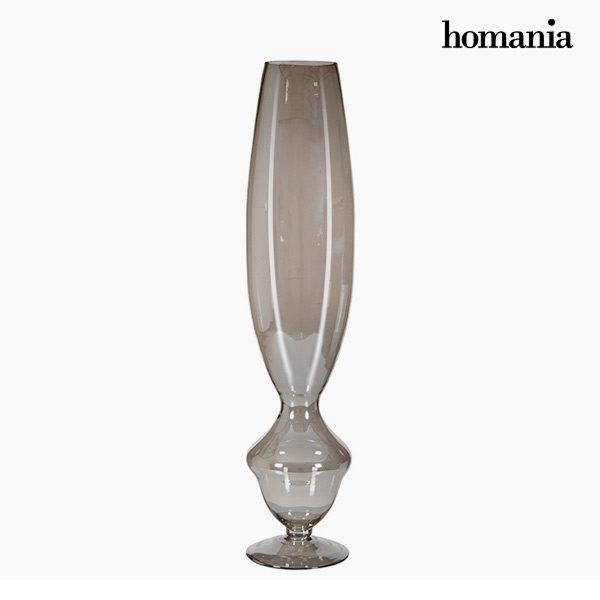 xekios Vase (20 x 20 x 90 cm) - Collection Pure Crystal Deco by Homania