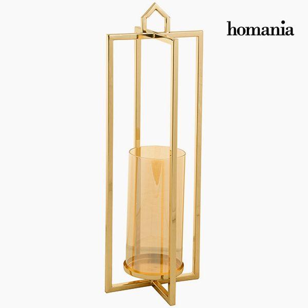 xekios Chandelier Doré - Collection Queen Deco by Homania