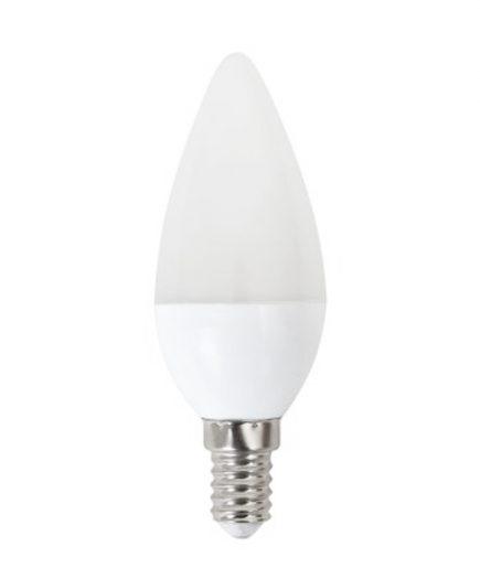 xekios Ampoule LED Bougie Omega E14 4W 320 lm 6000 K Lumière blanche