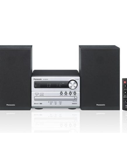 xekios Hi-fi Panasonic SC-PM250EC-S Bluetooth 20W