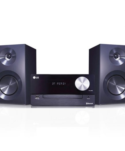 xekios Mini Hifi LG CM2460 100W USB/Bluetooth TV Sound Sync MP3/CD/WMA
