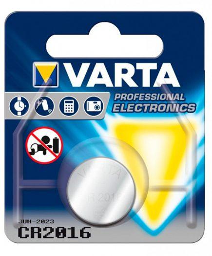 xekios Pile Bouton au Lithium Varta 220842 3 V Argent