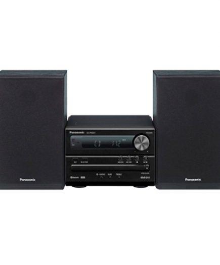 xekios Mini Hifi Panasonic SC-PM251EC-K Bluetooth HiFi 20W Noir
