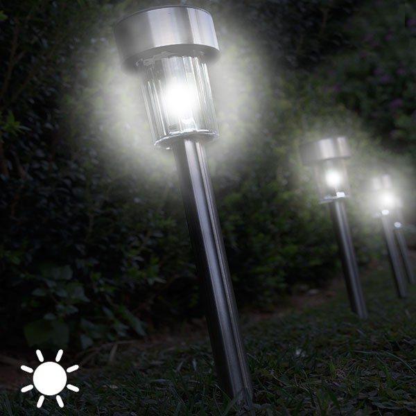 xekios Lampe Solaire Circulaire Antorcha (paquet de 5)