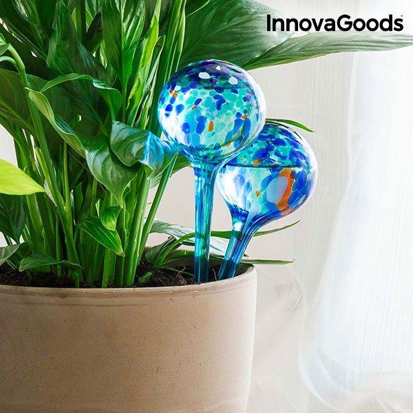 xekios Globes d'Arrosage InnovaGoods (pack de 2)