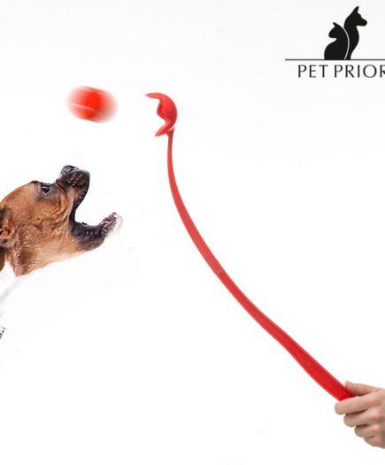 xekios Lanceur de Balles pour Chiens Pet Prior