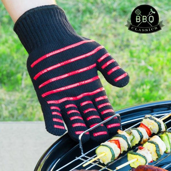 xekios Gant pour Barbecue BBQ Classics